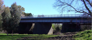 MOLISSON STREET BRIDGE